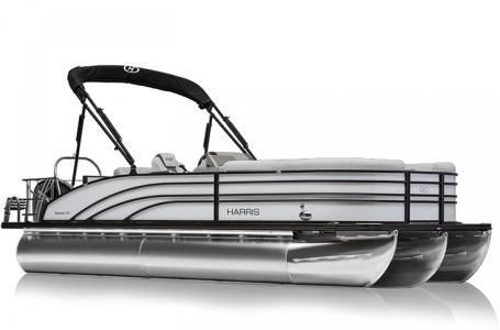 2021 Harris boat for sale, model of the boat is Sunliner 250 & Image # 13 of 17
