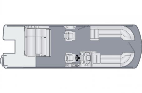 2021 Harris boat for sale, model of the boat is Solstice 250 & Image # 11 of 14