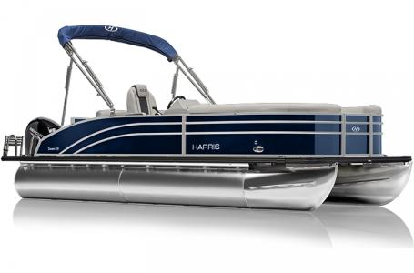 2021 Harris boat for sale, model of the boat is Cruiser 230 & Image # 7 of 13