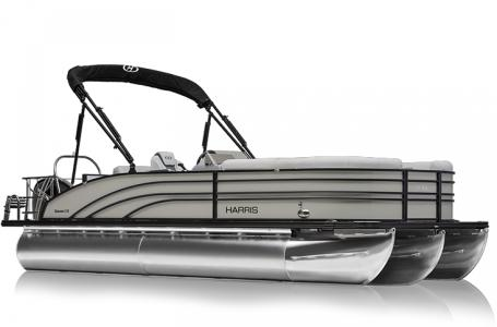 2021 Harris boat for sale, model of the boat is Sunliner 250 & Image # 11 of 17
