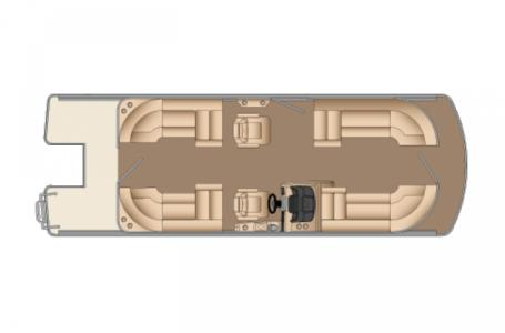 2021 Harris boat for sale, model of the boat is Solstice 230 & Image # 14 of 16
