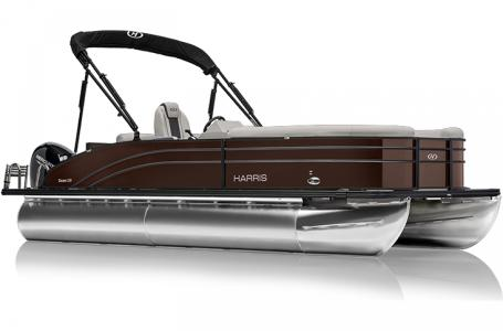 2021 Harris boat for sale, model of the boat is Cruiser 210 & Image # 4 of 12