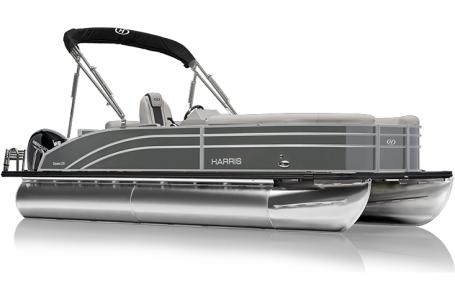 2021 Harris boat for sale, model of the boat is Cruiser 210 & Image # 3 of 12