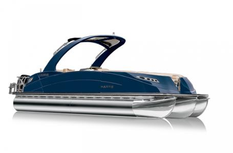2021 Harris boat for sale, model of the boat is Harris Crowne SL 250 & Image # 15 of 15