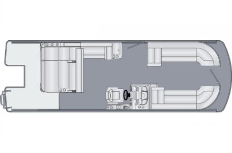 2021 Harris boat for sale, model of the boat is Solstice 250 & Image # 7 of 14