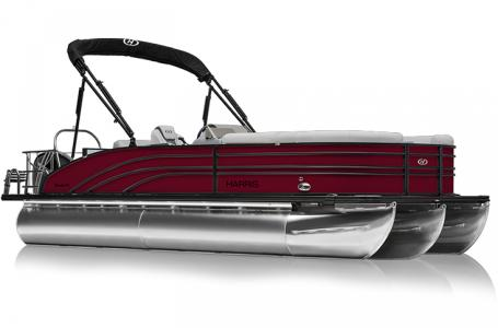 2021 Harris boat for sale, model of the boat is Sunliner 230 & Image # 7 of 13