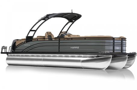 2021 Harris boat for sale, model of the boat is Solstice 250 & Image # 12 of 14