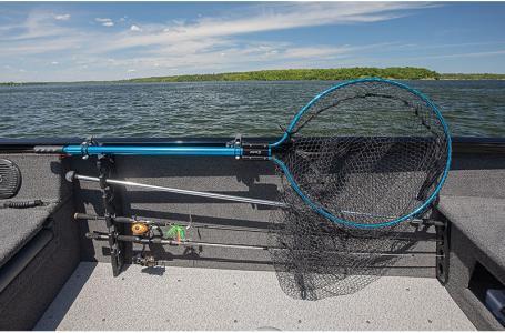 2021 Crestliner boat for sale, model of the boat is 1650 Fish Hawk SE Walk-through & Image # 8 of 16