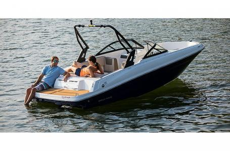 2021 Bayliner boat for sale, model of the boat is VR4 Bowrider & Image # 15 of 15