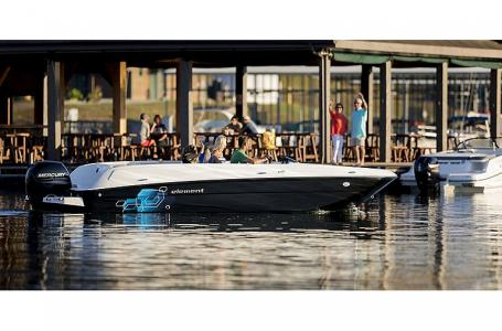 2021 Bayliner boat for sale, model of the boat is Element E21 & Image # 5 of 6