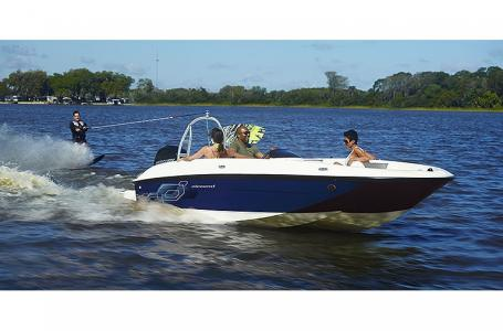 2021 Bayliner boat for sale, model of the boat is Element E18 & Image # 3 of 3
