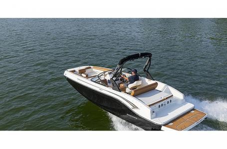 2021 Bayliner boat for sale, model of the boat is DX2050 & Image # 1 of 2