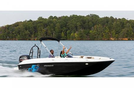 2021 Bayliner boat for sale, model of the boat is Element E18 & Image # 5 of 7