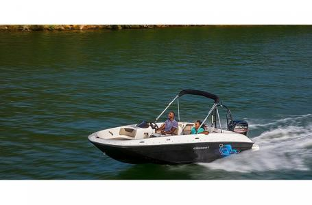 2021 Bayliner boat for sale, model of the boat is Element E18 & Image # 2 of 3