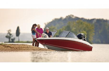 2021 Bayliner boat for sale, model of the boat is 160 Bowrider & Image # 2 of 3