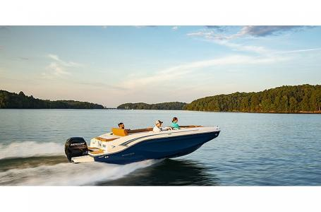 2021 Bayliner boat for sale, model of the boat is DX2000 & Image # 1 of 4