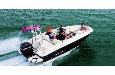 2021 Bayliner boat for sale, model of the boat is Element E16 & Image # 1 of 4