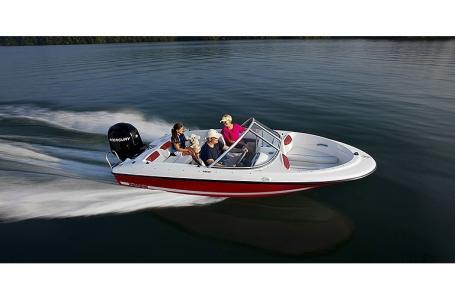 2021 Bayliner boat for sale, model of the boat is 160 Bowrider & Image # 1 of 3