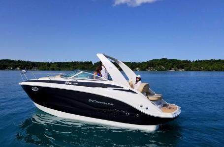 2021 Crownline boat for sale, model of the boat is 264 CR & Image # 2 of 6