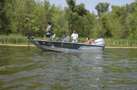 2021 Starweld boat for sale, model of the boat is Fusion Pro 18 DC Pro & Image # 12 of 12