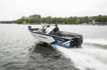 2021 Starweld boat for sale, model of the boat is Victory 18 DC & Image # 1 of 4