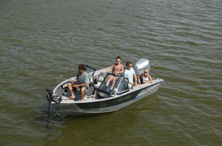 2021 Starweld boat for sale, model of the boat is Fusion Pro 18 DC Pro & Image # 11 of 12