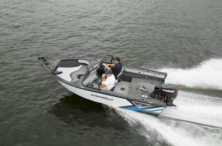 2021 Starweld boat for sale, model of the boat is Victory 18 DC & Image # 3 of 4