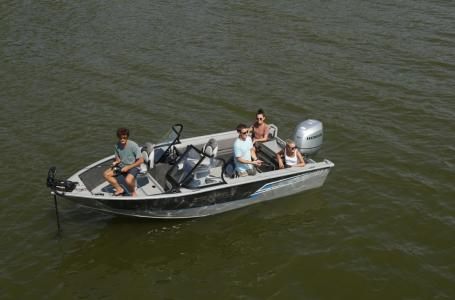 2021 Starweld boat for sale, model of the boat is Fusion Pro 18 DC Pro & Image # 4 of 5