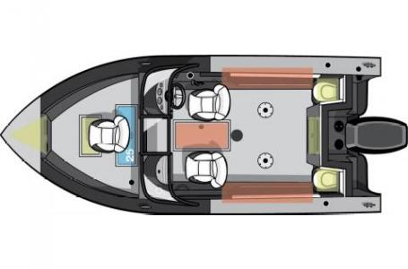 2021 Starweld boat for sale, model of the boat is Fusion Pro 18 DC Pro & Image # 9 of 12