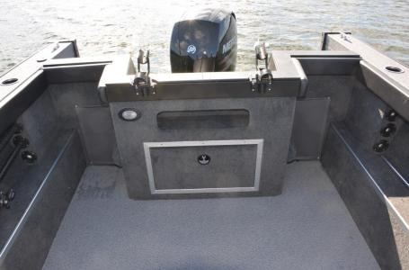 2021 Starweld boat for sale, model of the boat is Fusion Pro 20 DC Pro & Image # 6 of 8