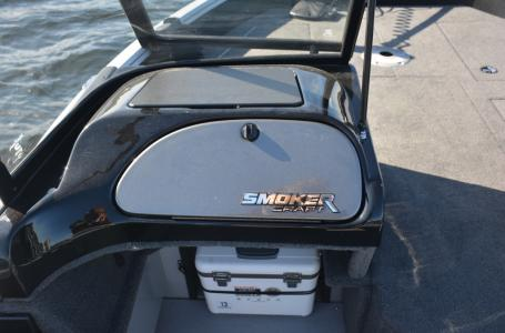 2021 Smoker Craft boat for sale, model of the boat is Adventurer 188 Pro DC & Image # 13 of 21