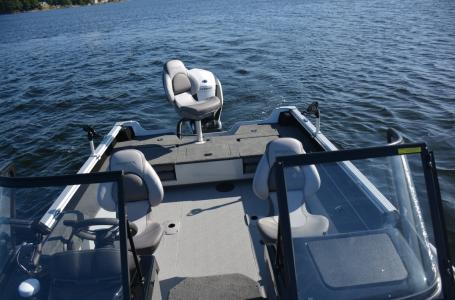 2021 Smoker Craft boat for sale, model of the boat is Adventurer 188 Pro DC & Image # 10 of 21