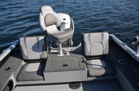 2021 Smoker Craft boat for sale, model of the boat is Adventurer 188 Pro DC & Image # 15 of 21