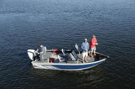 2021 Smoker Craft boat for sale, model of the boat is Adventurer 188 Pro DC & Image # 19 of 21