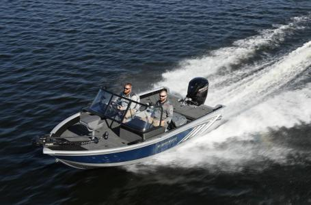 2021 Smoker Craft boat for sale, model of the boat is Adventurer 178 DC & Image # 10 of 11