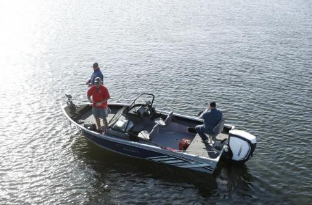 2021 Smoker Craft boat for sale, model of the boat is Adventurer 188 Pro DC & Image # 18 of 21