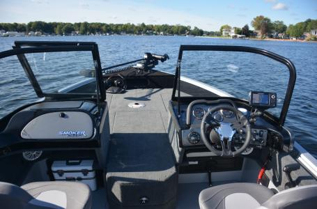 2021 Smoker Craft boat for sale, model of the boat is Adventurer 188 Pro DC & Image # 8 of 18