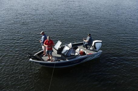 2021 Smoker Craft boat for sale, model of the boat is Adventurer 188 Pro DC & Image # 10 of 12