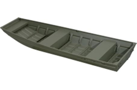 2021 Smoker Craft boat for sale, model of the boat is Jon 1448 & Image # 3 of 3
