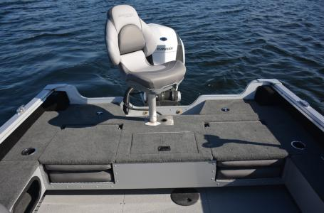 2021 Smoker Craft boat for sale, model of the boat is Adventurer 188 Pro DC & Image # 12 of 18