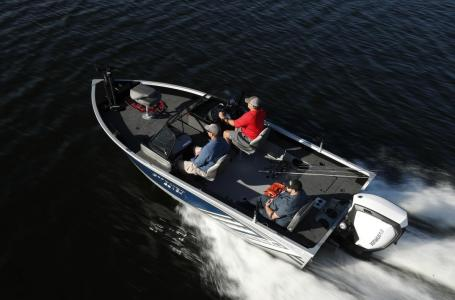 2021 Smoker Craft boat for sale, model of the boat is Adventurer 188 DC & Image # 12 of 13