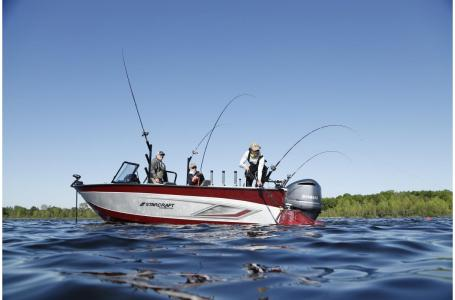 2021 Starcraft boat for sale, model of the boat is Fishmaster 210 & Image # 15 of 19