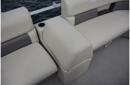 2021 SunChaser boat for sale, model of the boat is Vista 16 LR & Image # 6 of 12