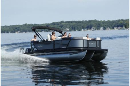 2021 SunChaser boat for sale, model of the boat is Geneva Cruise 22 LR DH & Image # 2 of 9