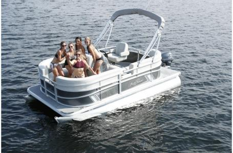 2021 SunChaser boat for sale, model of the boat is Vista 16 LR & Image # 11 of 12