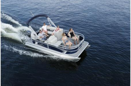 2021 SunChaser boat for sale, model of the boat is Vista 18 Fish & Image # 8 of 12