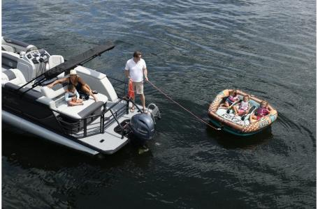2021 SunChaser boat for sale, model of the boat is Geneva Cruise 22 SB & Image # 12 of 14