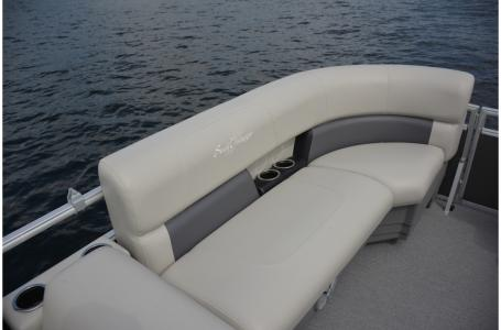 2021 SunChaser boat for sale, model of the boat is Vista 16 LR & Image # 4 of 12