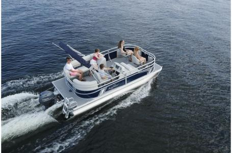 2021 SunChaser boat for sale, model of the boat is Vista 18 Fish & Image # 7 of 12