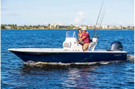 2021 Tidewater boat for sale, model of the boat is 2110 Bay Max Tunnel & Image # 1 of 3